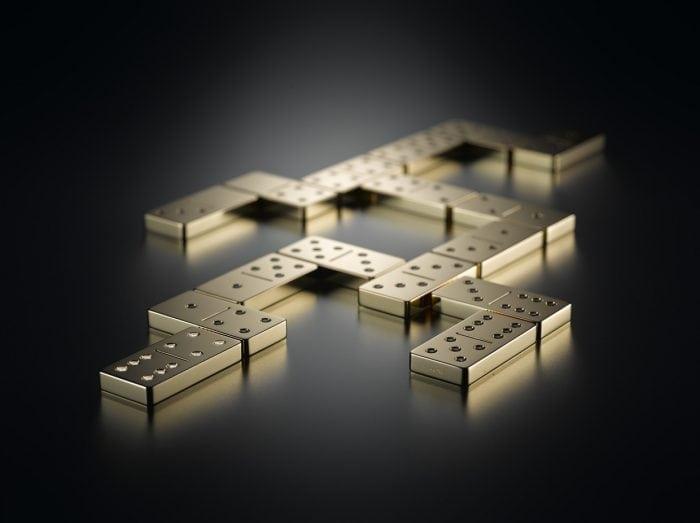 Cel mai prețios set de domino cu diamante din lume