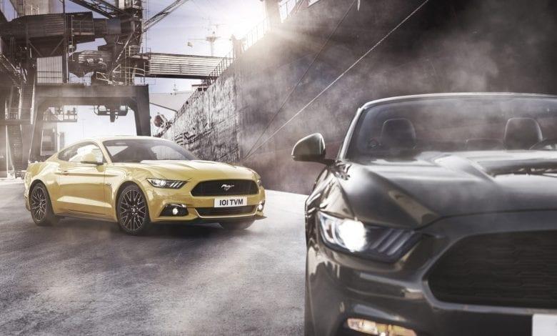 Ford Mustang – Când gustul sălbăticiei te ajută să evoluezi…
