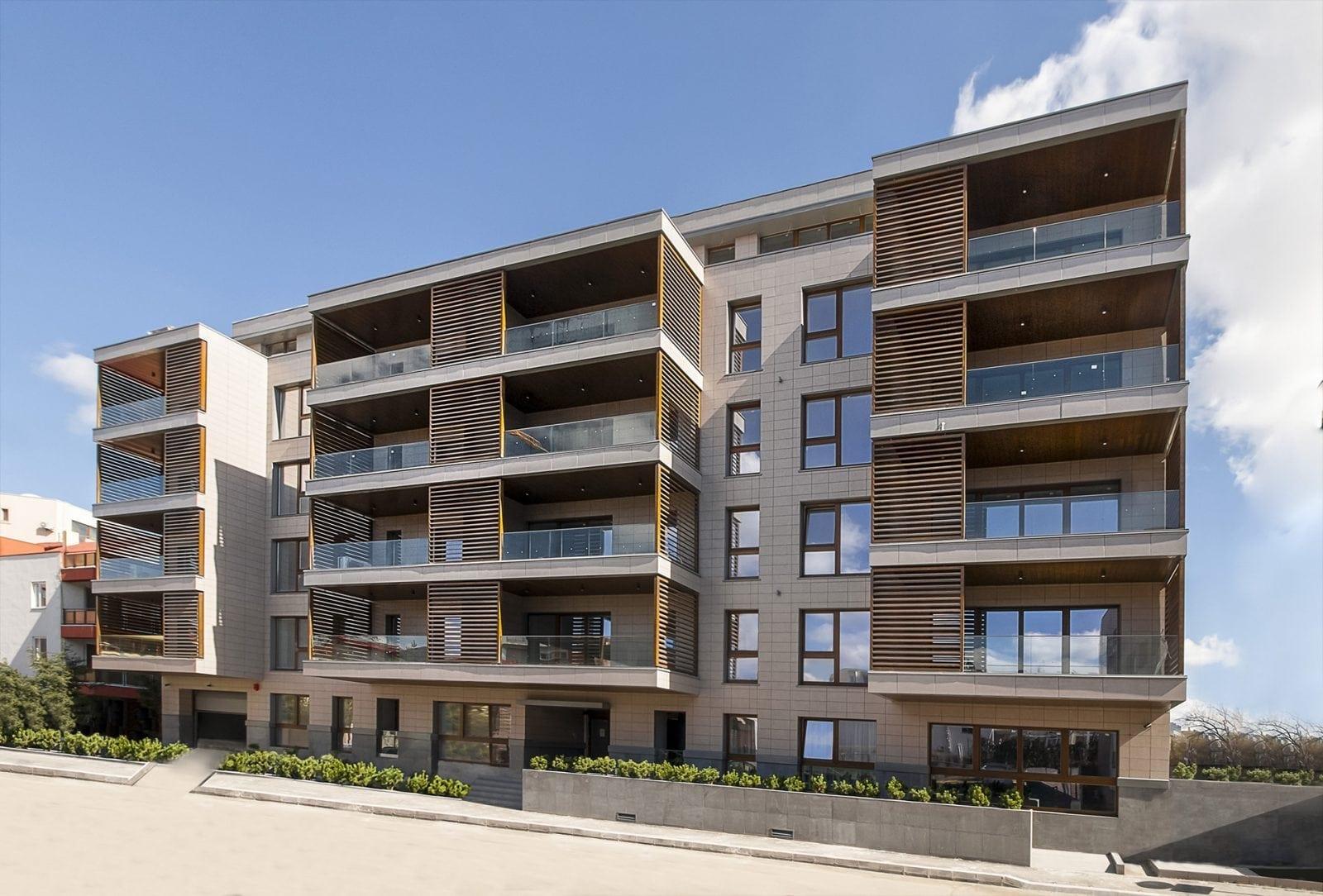 High residence fara gard 2 copy - Ansamblul High Residence - Design, arhitectură, confort