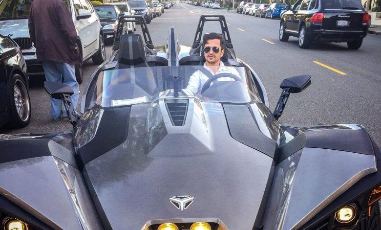 Valentin Voicu – CEO Black Exclusive, Los Angeles