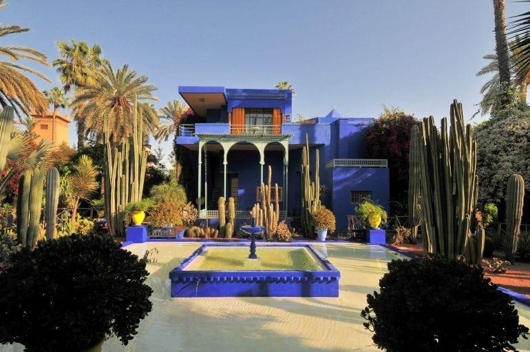 Jardin des majorel 770x511 - Casele... dincolo de modă