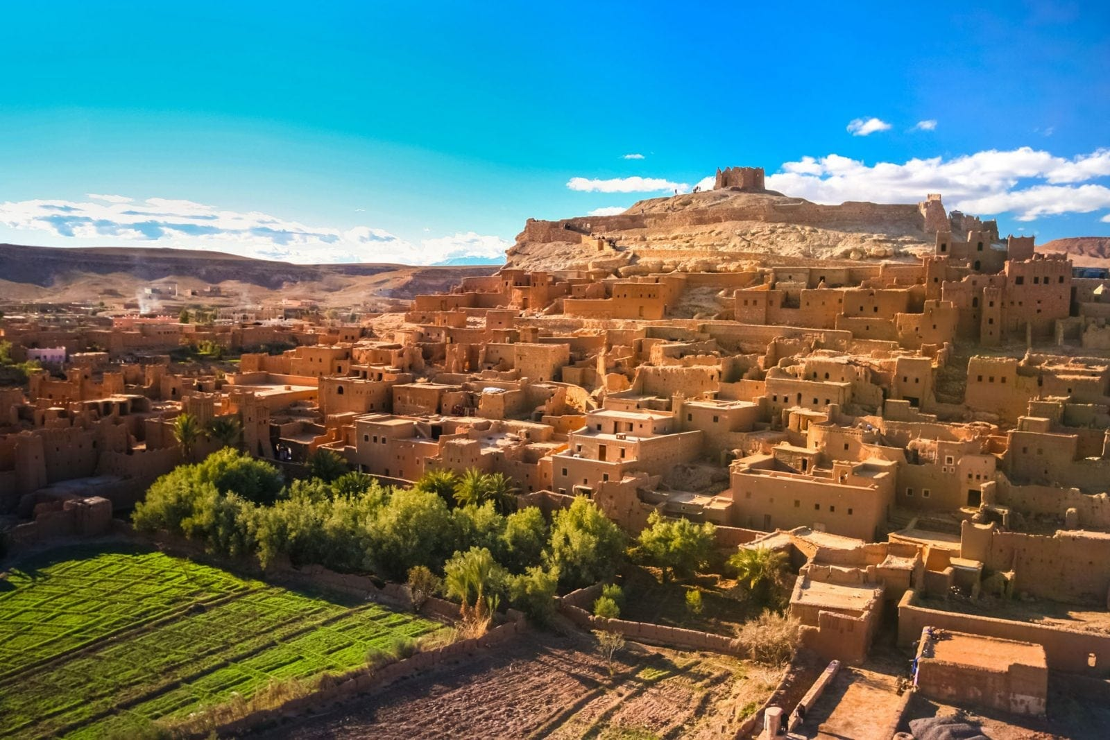 Maroc AIT BENHADDOU - 4 idei pentru vacanța de Paște 2017 - by Trip Tailor