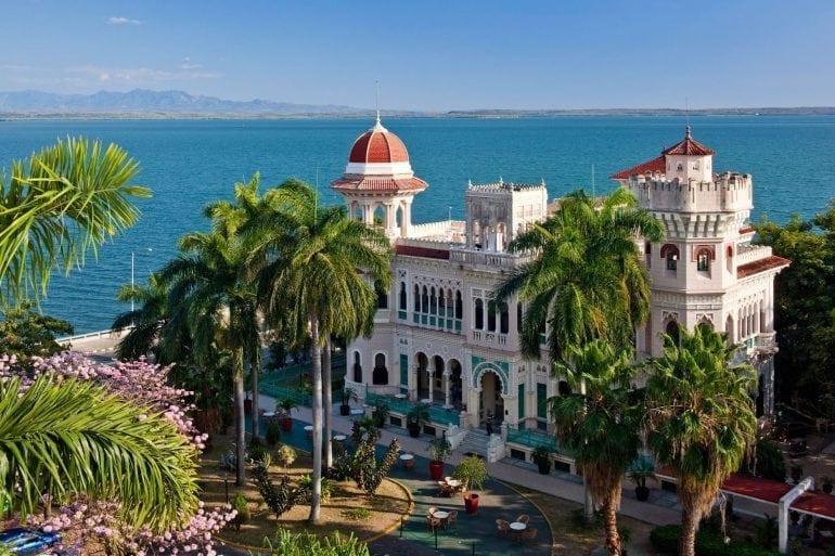 Palacio del Valle at Punta Gorda Cienfuegos Province cuba conde nast traveller 22july16 Reinhardt Schmidt 4Corners 770x513 - 4 idei pentru vacanța de Paște 2017 - by Trip Tailor
