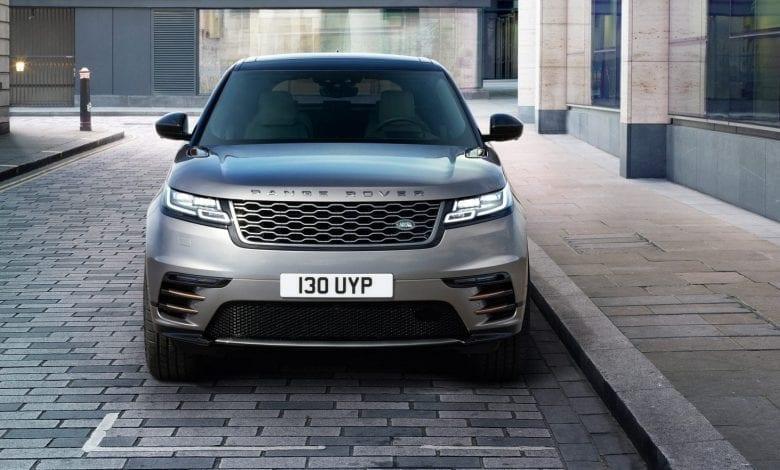 Prezentarea oficială a modelului Velar de la Range Rover