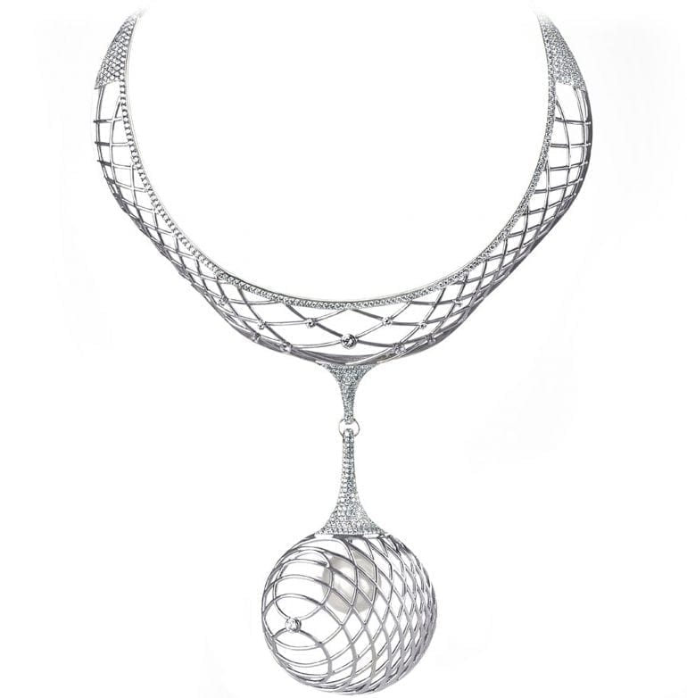 The Palladium Fine Jewellery Collection by Lara Bohinc Choker MAIN PIC.jpg  2160x0 q90 crop scale subsampling 2 upscale false 770x782 - Paladiu și rodiu - Noi nuanțe de gri