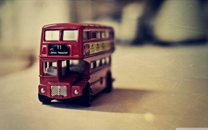 Londra, ca tablou al copilăriei
