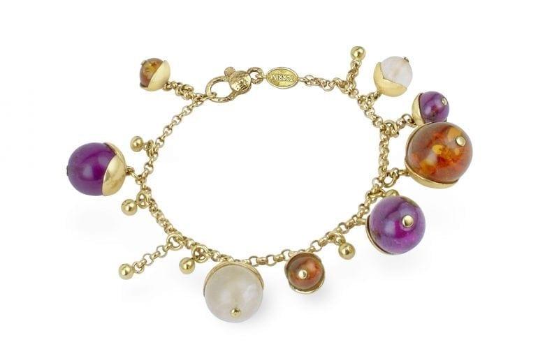 torrini gold tulipani gemstone dangle charm 18k gold bracelet product 1 9957308 181334173 e1489146146240 770x510 - Torrini - Cei mai vechi făuritori de comori ai Florenței