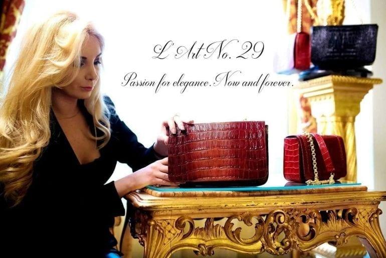 11424452 1057683617594564 1850909446177247694 o 770x514 - Despre calitatea și longevitatea genților L'Art No.29, cu Cristina Herea