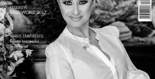 Luxury 85 – Anamaria Prodan Reghecampf / Aprilie 2017