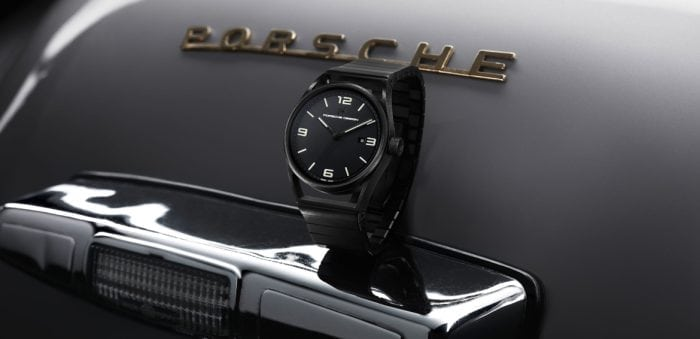 Rolf Bergmann, Porsche Design  Pasiunea pentru performanță și excelență