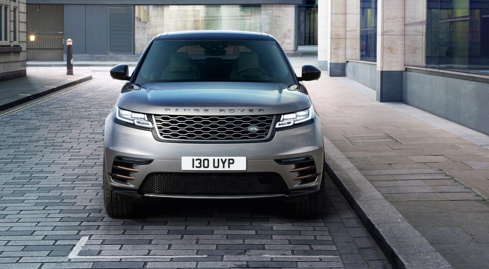 Range Rover Velar - Importatorul Premium Auto prezintă în România, în avanpremieră, cel mai nou model Land Rover, Range Rover Velar