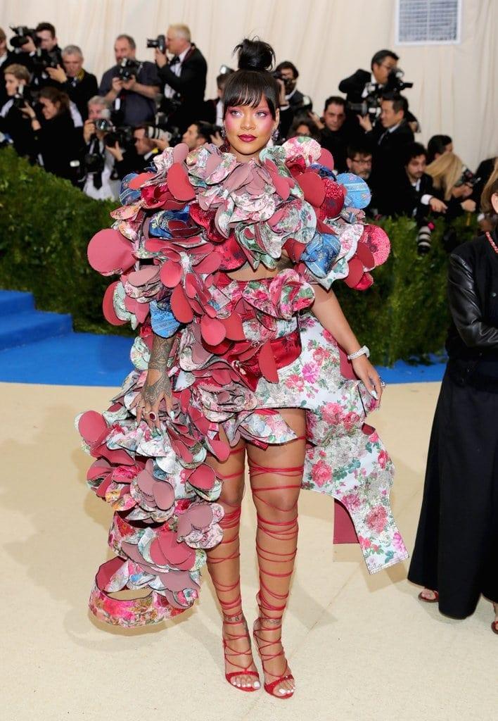 Rihanna 2017 Met Gala - Cultura fashion la cele mai înalte standarde, la Met Gala 2017