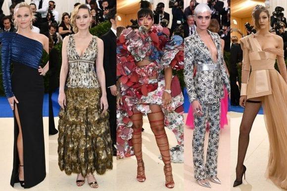 Cultura fashion la cele mai înalte standarde, la Met Gala 2017