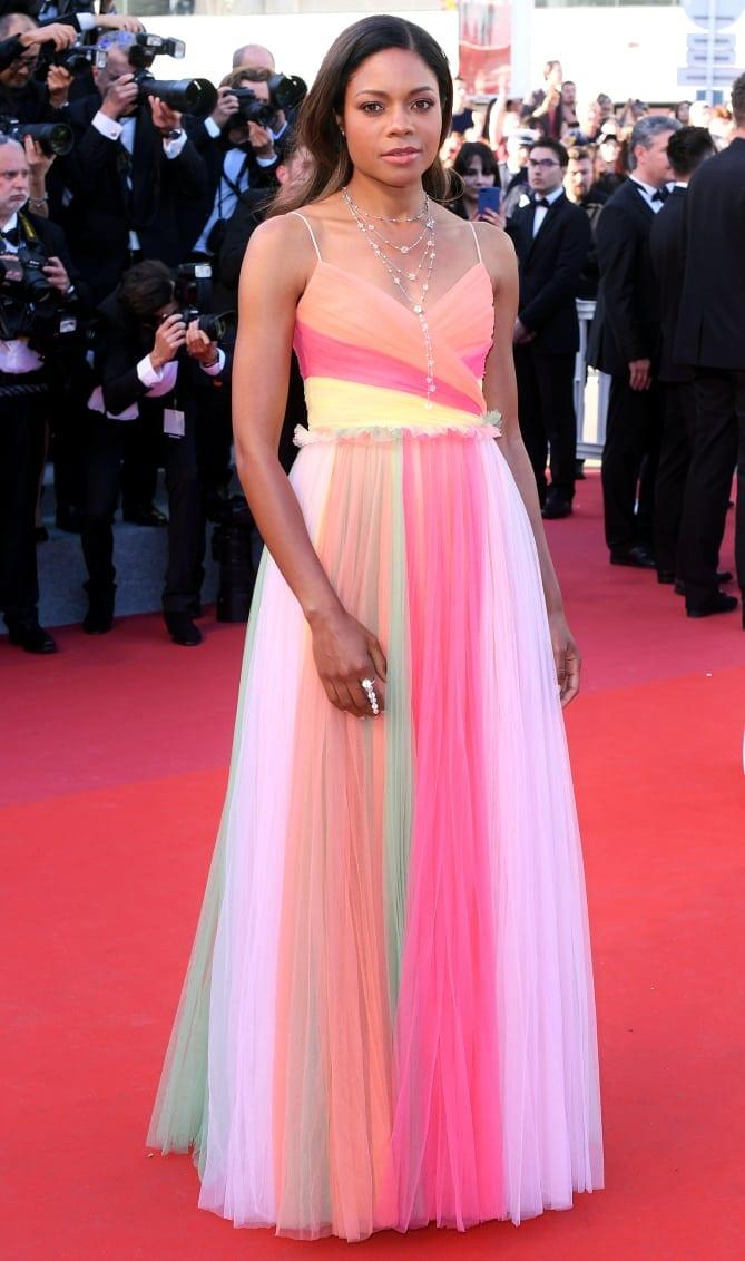 naomie harris - Cannes 2017 - cele mai spectaculoase ținute de pe covorul roșu