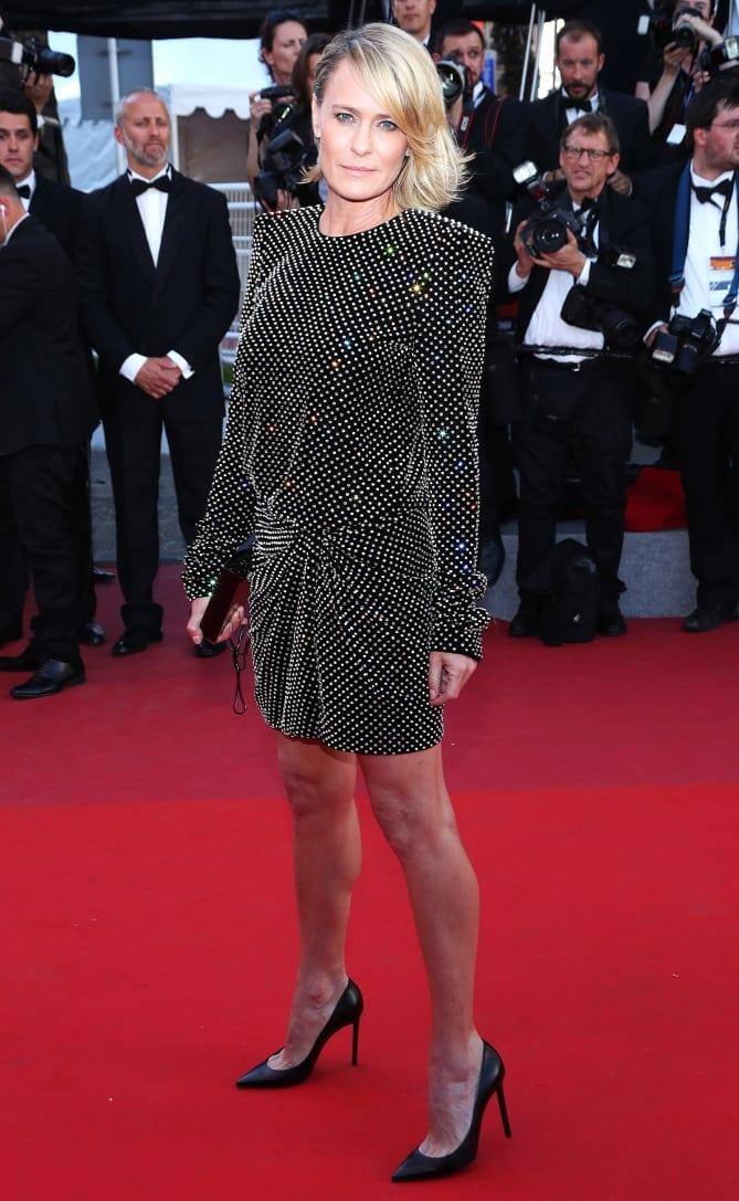 robin wright1 - Cannes 2017 - cele mai spectaculoase ținute de pe covorul roșu