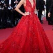 sara sampaio 170x170 - Cannes 2017 - cele mai spectaculoase ținute de pe covorul roșu