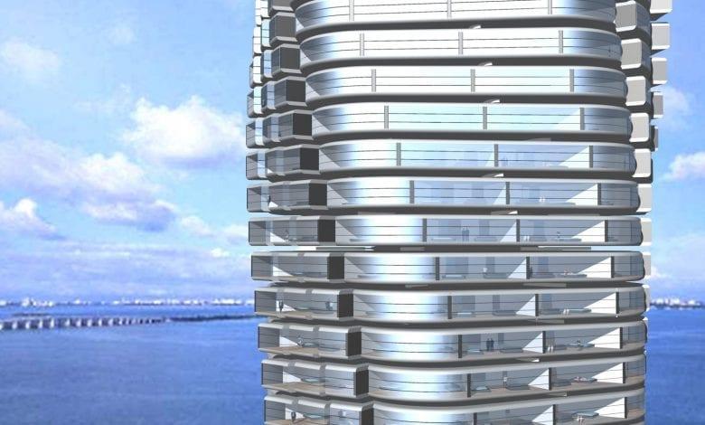 Tu decizi ce priveliște vei avea astăzi – Noul zgârie-nori rotativ din Dubai