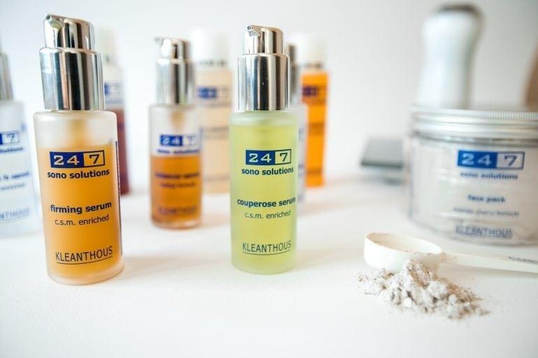 6D1A2716 770x513 - EXCLUSIV la THAIco SPA   Produsele de cosmetică medicală de la Dr. Kleathous, rezultatul a peste 20 de ani de cercetare medicală