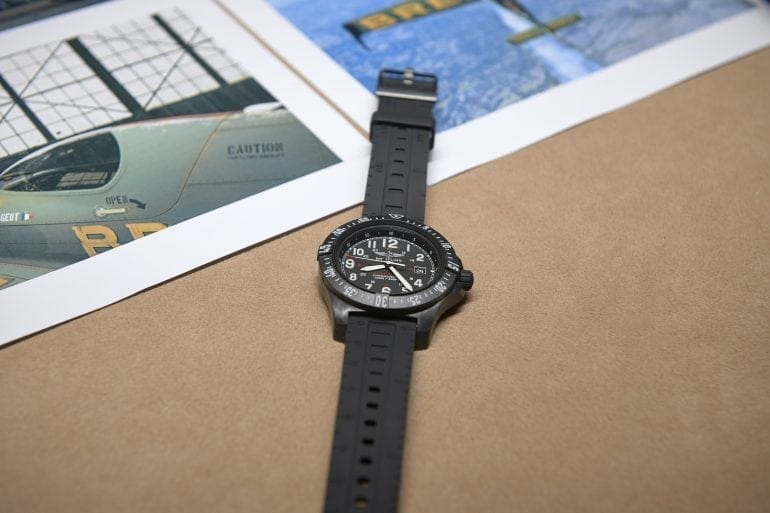 DSC 1763 770x513 - Breitling – Inovația de la formă spre fond