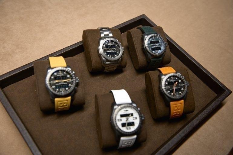 DSC 1795 770x513 - Breitling – Inovația de la formă spre fond