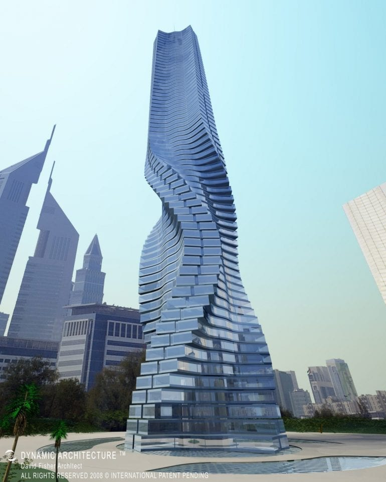 FA197D55 443C 42CC A783 42ED2878DB99 770x963 - Tu decizi ce priveliște vei avea astăzi – Noul zgârie-nori rotativ din Dubai