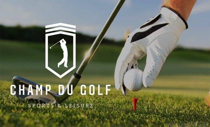 Sportul regal, cu tehnologie de ultimă oră,  cu Champ du Golf