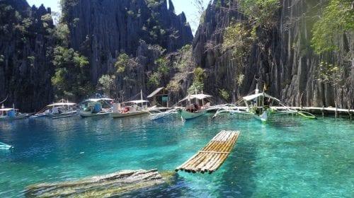 Palawan, cea mai frumoasă insulă din lume