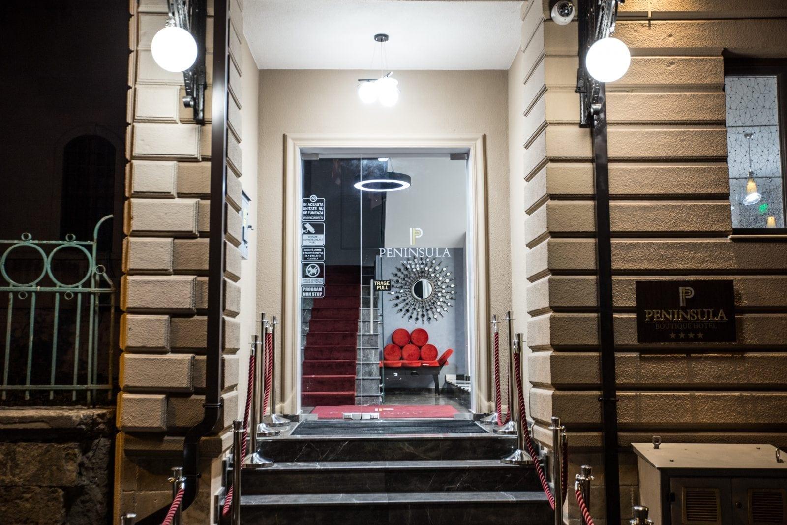 DNP 0713 - Peninsula Boutique Hotel **** vă invită la relaxare