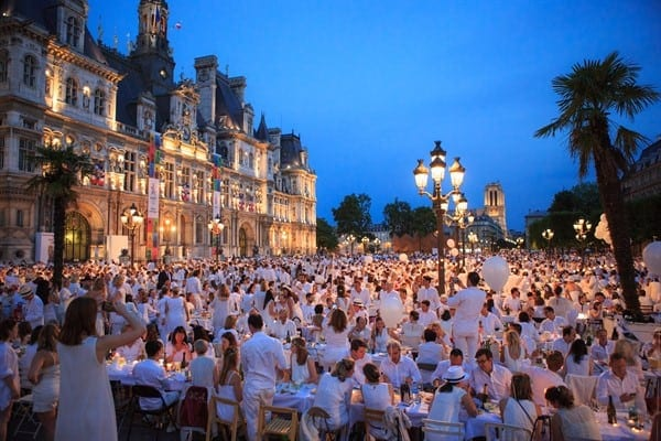 Le Dîner en Blanc – Bucharest