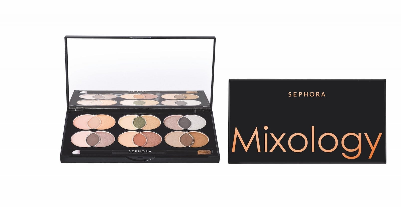 Mixology Palette Sweet Warm by Sephora - Summer Trends de la Sephora
