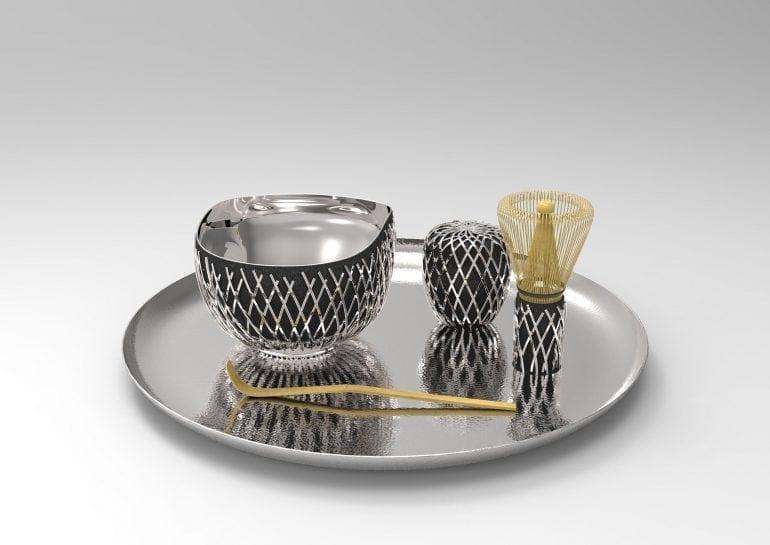 kusa kengo kuma georg jensen homeware design dezeen 2364 col 13 770x545 - Serviciu de ceai exclusivist, creat de Kengo Kuma pentru Georg Jensen