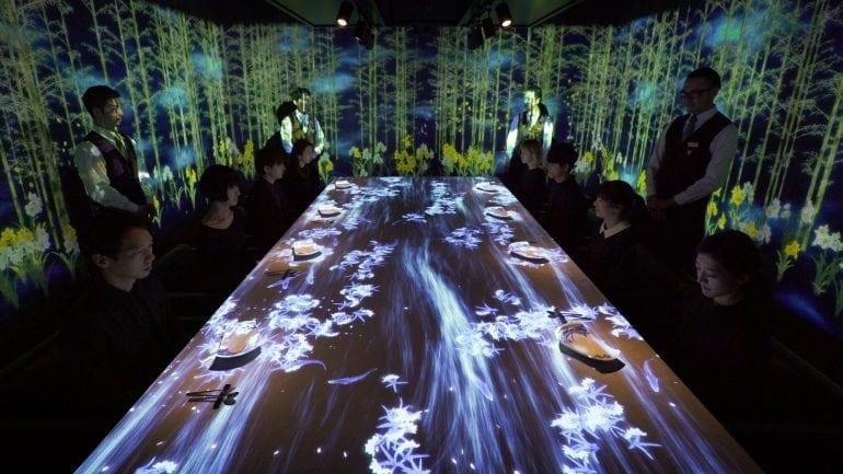 11140 770x433 - Restaurantul interactiv Sagaya Ginza Steak, din Tokyo, o experiență unică