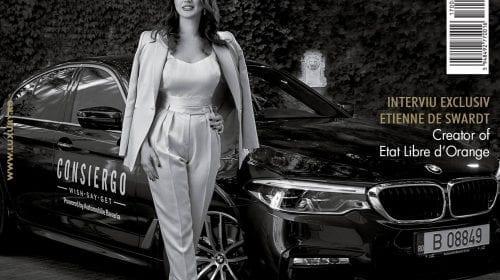 Luxury 88 – Carmen Voicu / august 2017