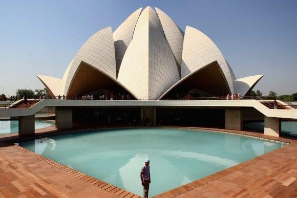 Lotus Temple, o minune arhitecturală de vizitat până la sfârșitul vieții