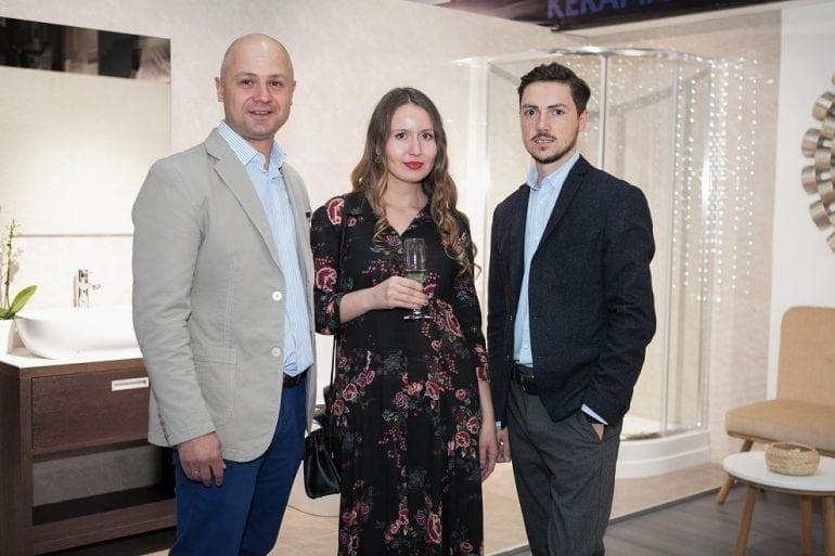 Alina Agibalova Senior Manager Export Department Kerama Marazzi 770x513 - Delta Studio deschide primul showroom monobrand Kerama Marazzi din România