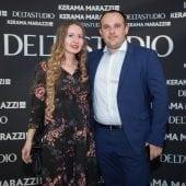 Alina Agibalova Senior Manager Export Department Kerama Marazzi si Tudor Cartianu CEO Delta Studio 1 170x170 - Delta Studio deschide primul showroom monobrand Kerama Marazzi din România