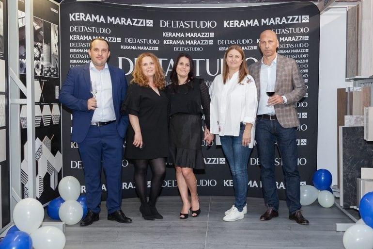 IMG 0570 770x513 - Delta Studio deschide primul showroom monobrand Kerama Marazzi din România