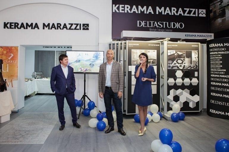 Reinaugurare Delta Studio Militari si deschidere Monobrand Kerama Marazzi 1 1 770x513 - Delta Studio deschide primul showroom monobrand Kerama Marazzi din România