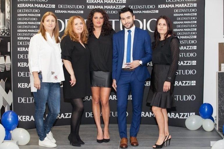 Reinaugurare Delta Studio Militari si deschidere Monobrand Kerama Marazzi 10 770x513 - Delta Studio deschide primul showroom monobrand Kerama Marazzi din România