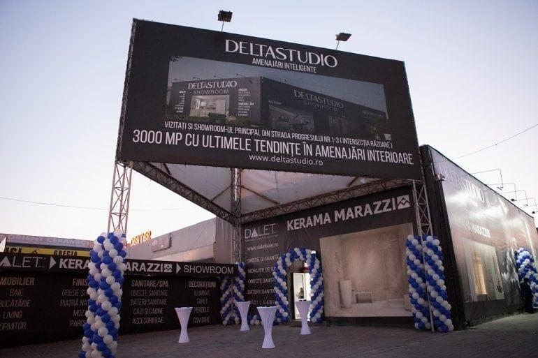 Reinaugurare Delta Studio Militari si deschidere Monobrand Kerama Marazzi 2 1 770x513 - Delta Studio deschide primul showroom monobrand Kerama Marazzi din România