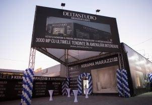 Delta Studio deschide primul showroom monobrand Kerama Marazzi din România