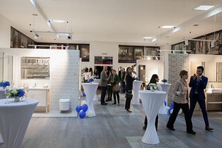 Reinaugurare Delta Studio Militari si deschidere Monobrand Kerama Marazzi 8 770x513 - Delta Studio deschide primul showroom monobrand Kerama Marazzi din România