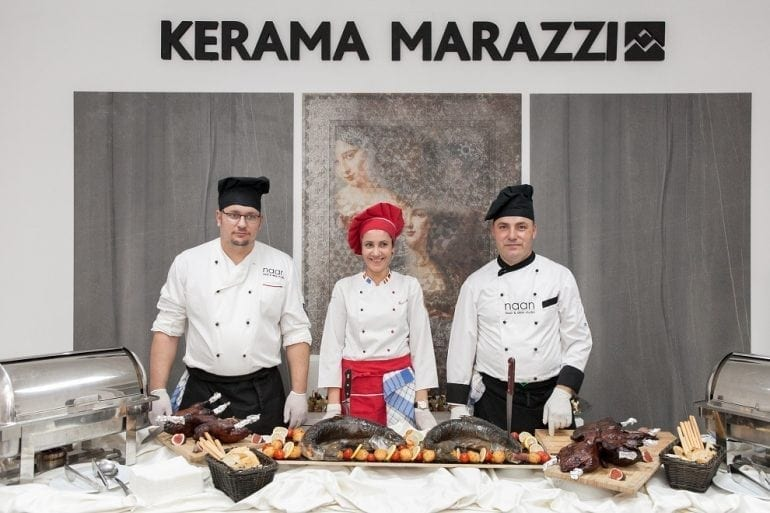 Reinaugurare Delta Studio Militari si deschidere Monobrand Kerama Marazzi 9 770x513 - Delta Studio deschide primul showroom monobrand Kerama Marazzi din România