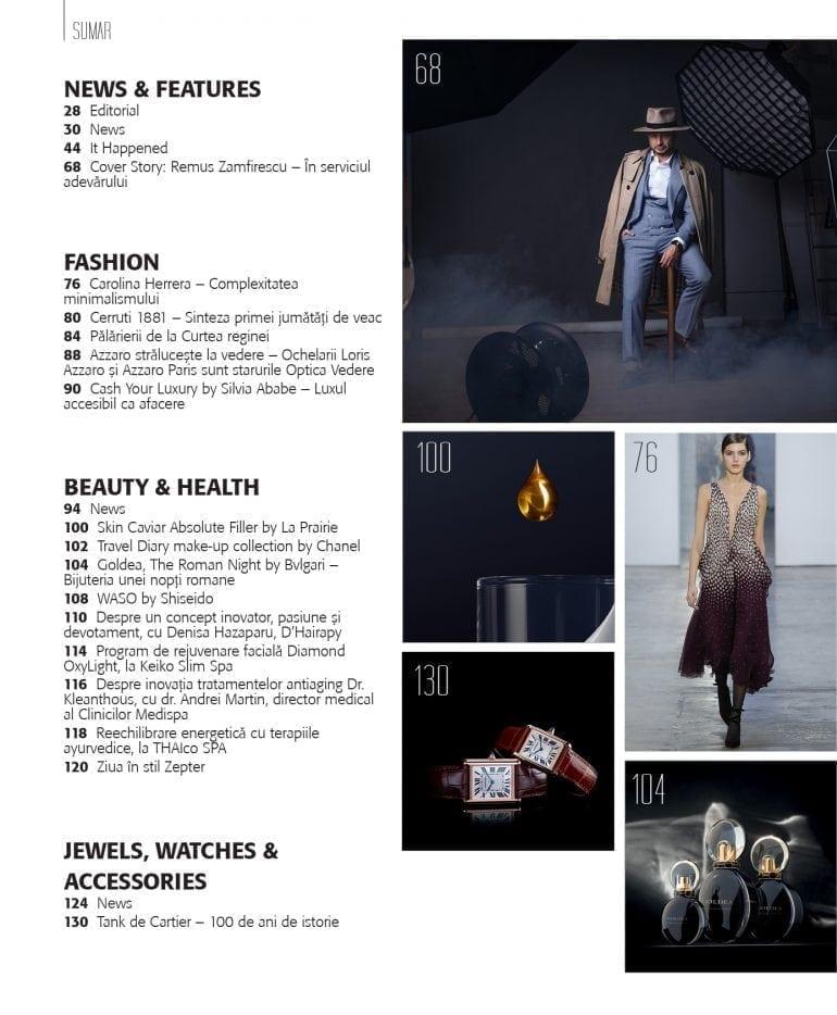 sumar 770x934 - Luxury 90 - Remus Zamfirescu / Octombrie 2017