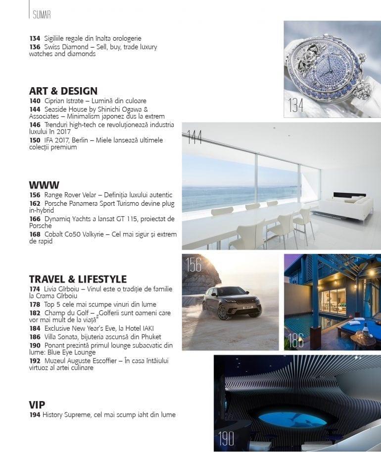 sumar2 770x934 - Luxury 90 - Remus Zamfirescu / Octombrie 2017
