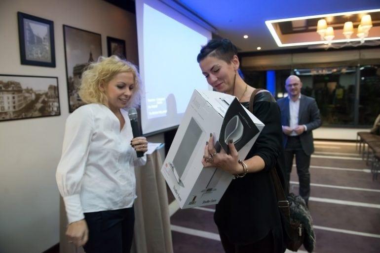 Eveniment Falmec Romania Noiembrie 2017 10 770x514 - Compania italiană Falmec lansează în România noua colecție de purificatoare Bellaria