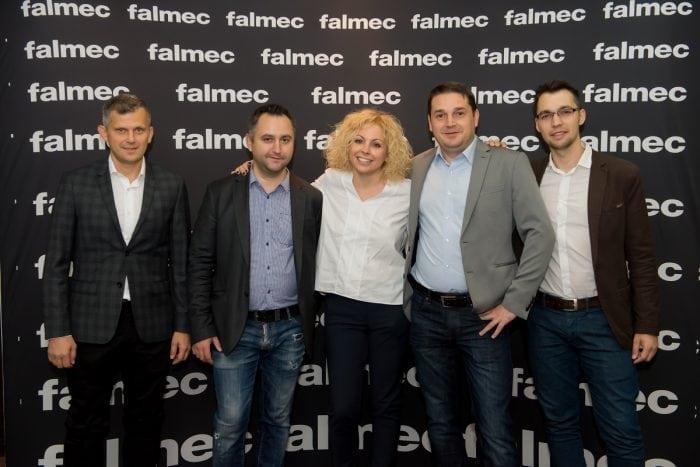 Compania italiană Falmec lansează în România noua colecție de purificatoare Bellaria