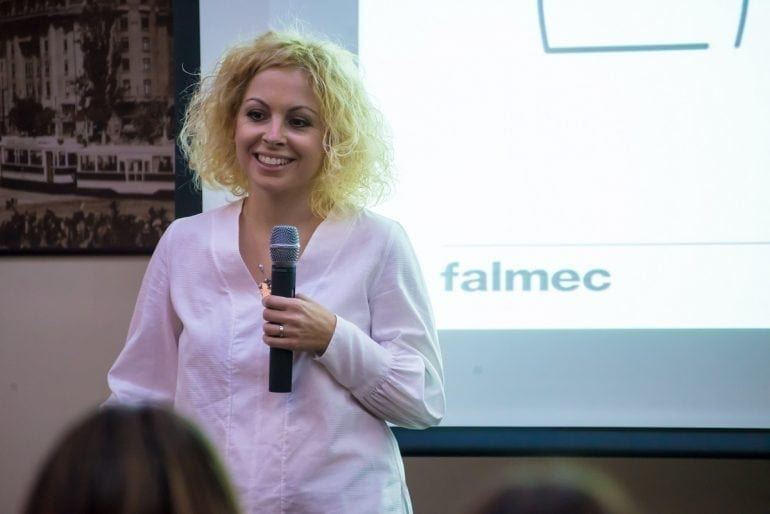Eveniment Falmec Romania Noiembrie 2017 4 770x514 - Compania italiană Falmec lansează în România noua colecție de purificatoare Bellaria
