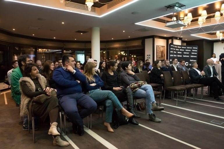 Eveniment Falmec Romania Noiembrie 2017 7 770x514 - Compania italiană Falmec lansează în România noua colecție de purificatoare Bellaria