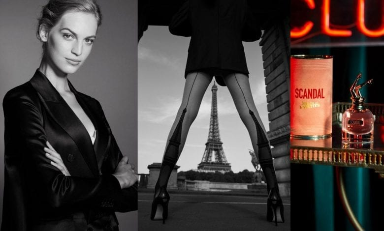 Starting a Scandal – by Jean Paul Gaultier with Vanessa Axente